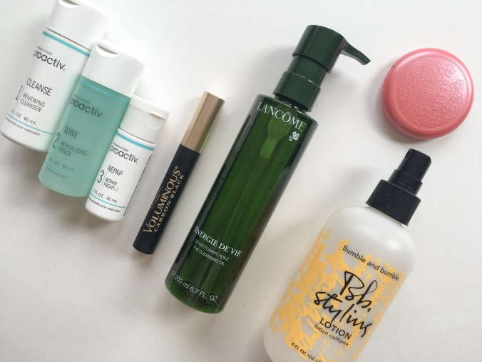 five beauty products 2